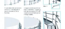 Echafaudage circulaire