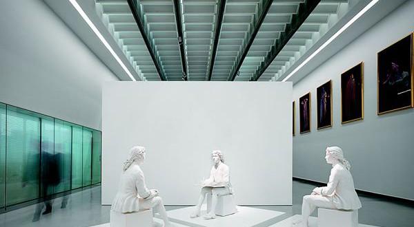 Zumtobel musée italien