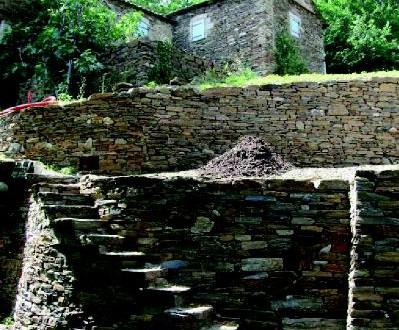pierre naturelle