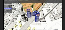 Reconstitution 3D Aix en Provence