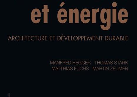 Construction et énergie