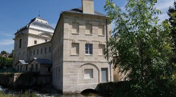 Pavillon de Manse Chantilly