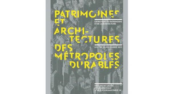 patrimoine et architectures des métropoles durables