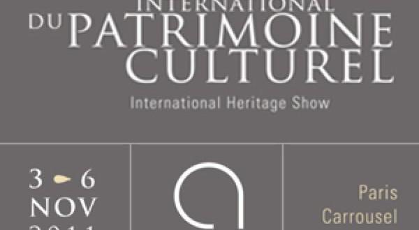 Salon international du patrimoine culturel 2011