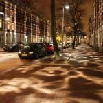 Lumière brisée par Rudolf Teunissen, Rotterdam, Pays-Bas.