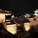 Parc du château de Kanazawa, Japon.