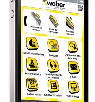 Application Weber