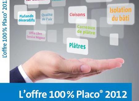 Catalogue Placo