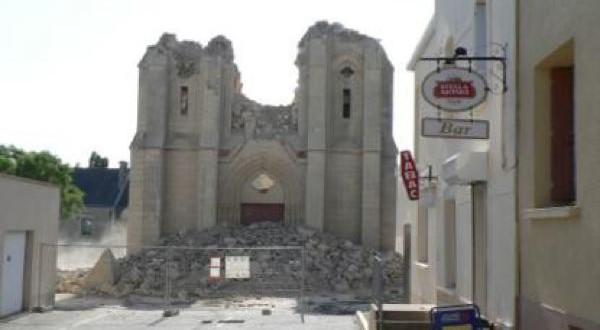 Eglise Saint Georges des Gardes