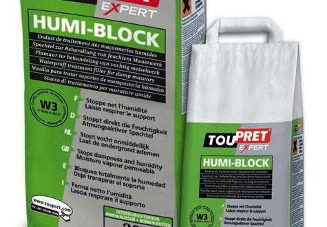 Humi-block