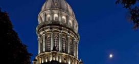 Mise en lumière de la Basilique Notre-Dame à Boulogne-sur-Mer