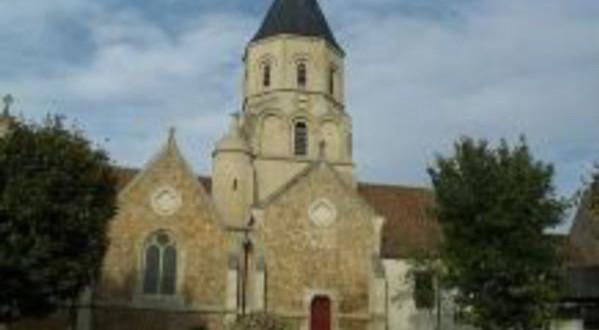 Eglise de Saint-Martin-le-Garenne