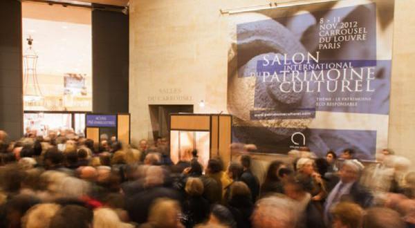 Salon du patrimoine 2012
