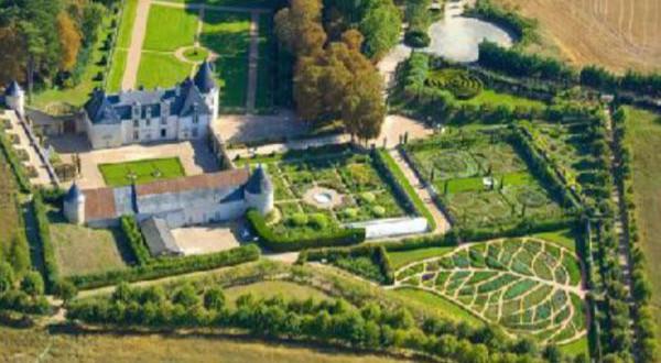 château tourangeau de La Chatonnière