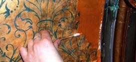 Restauration tapisserie
