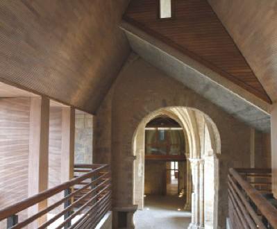Restauration musée de Nevers