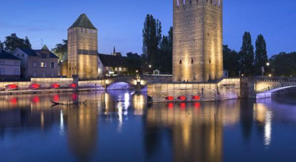 Mise en lumière Strasbourg
