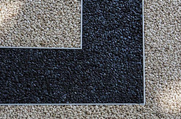pour valoriser les sols anciens le granulat de marbre atrium patrimoine. Black Bedroom Furniture Sets. Home Design Ideas