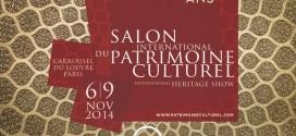 Salon du patrimoine 2014