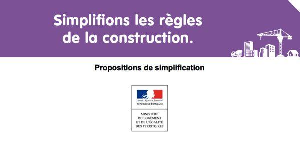 Règles de la construction