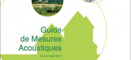 Guide de mesures acoustiques