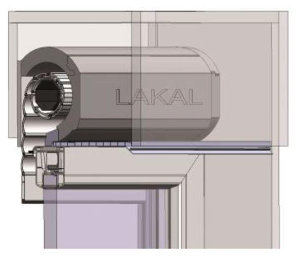 une solution d 39 isolation des caissons de volets roulants atrium constru. Black Bedroom Furniture Sets. Home Design Ideas