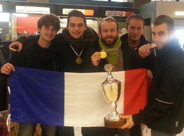 Championnat du monde des jeunes couvreurs