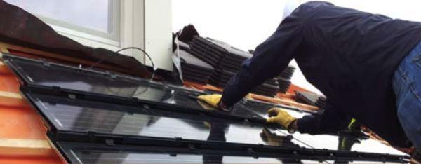 pose photovoltaïque