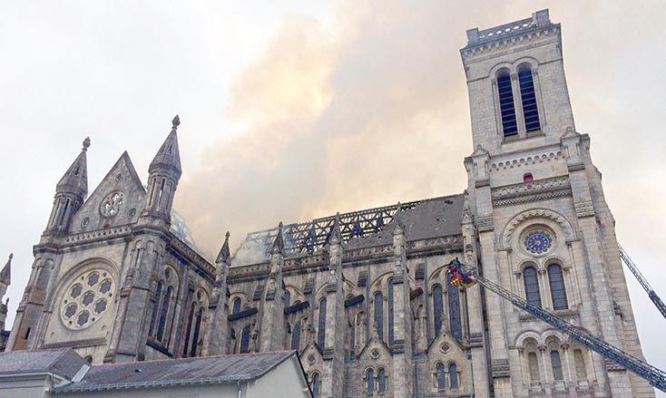 basilique Saint Donatien Nantes