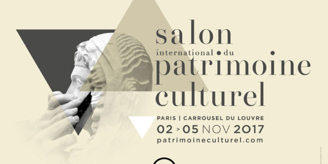 23 me dition du salon international du patrimoine for Salon du patrimoine 2017