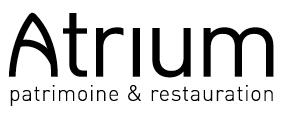 Logo Atrium patrimoine