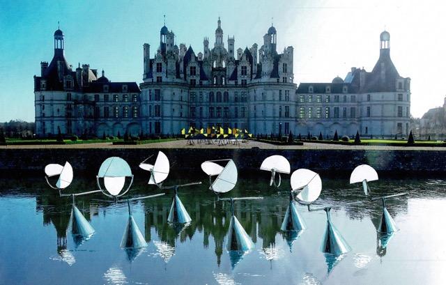 Chambord accueille l'artiste Susumu Shingu, « une utopie d'aujourd'hui »
