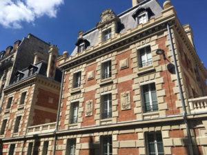La caserne des pompiers de Montmartre retroube sa splendeur grâce à l'entreprise Pierrnoël et aux produits LICEF