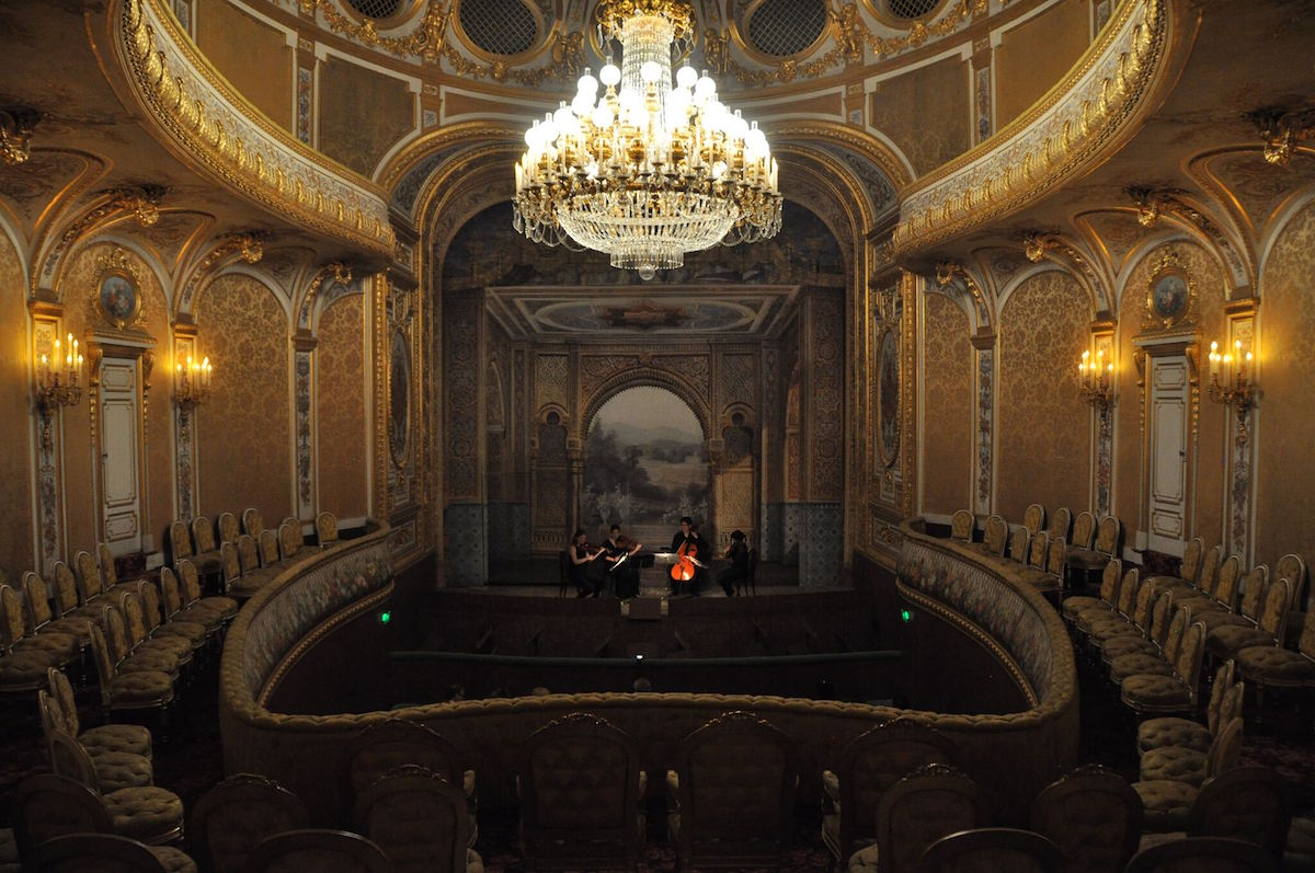 Un mécénat exceptionnel de 10 millions d'euros pour la restauration du théâtre du château de Fontainebleau