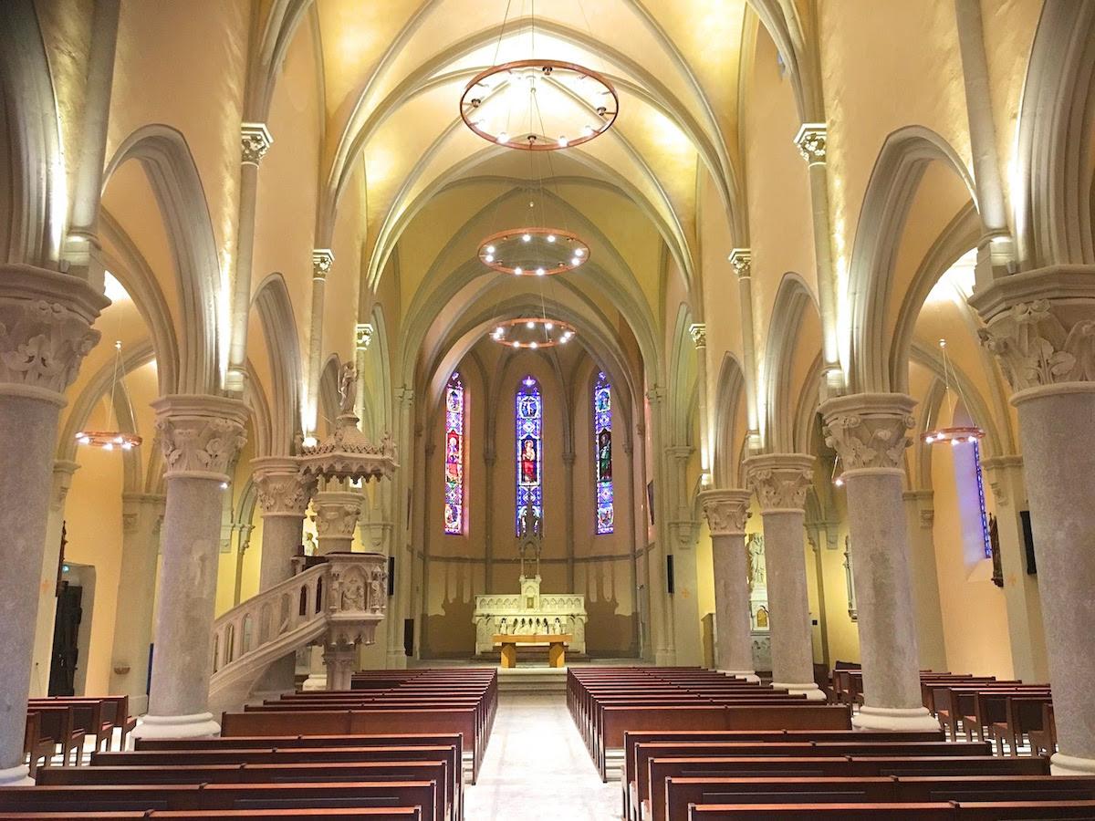 Une réalisation de HISLE pour l'Église Saint-Barthélémy