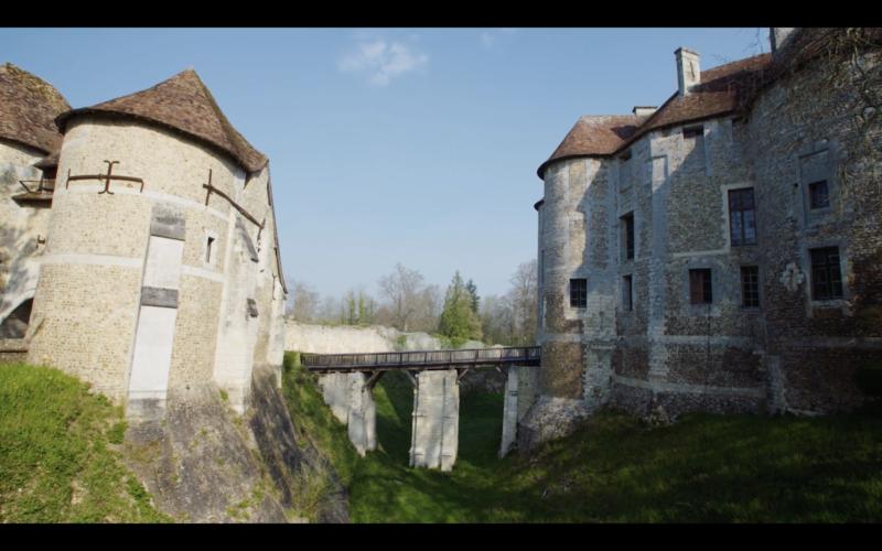 Le château d'Harcourt – Concours Forêt, Bois et Patrimoine
